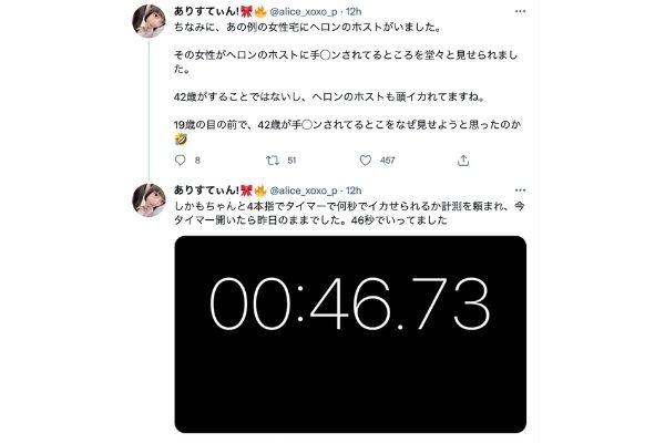 ありすてぃんTwitter