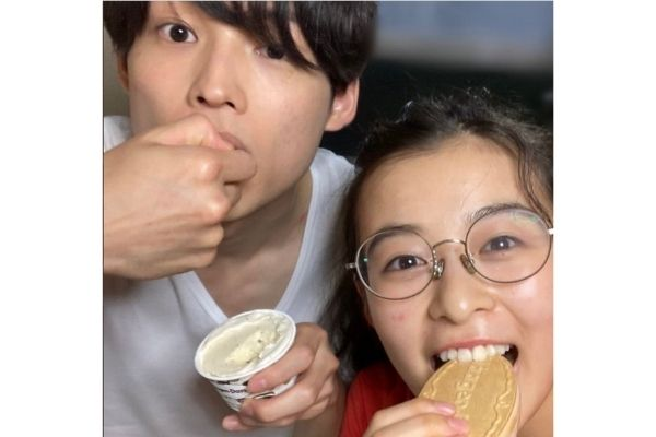 松村北斗と森七菜