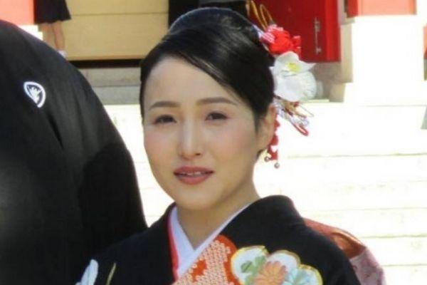 照ノ富士の嫁